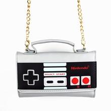 Hot Sell Nintendo Design Hand Bag Women Messenger B