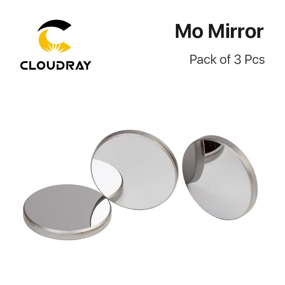 3 Pz Mo Diametro specchio 15 19,05 20 25 30 38,1 mm Spessore 3 mm per - Strumenti di misura - Fotografia 2