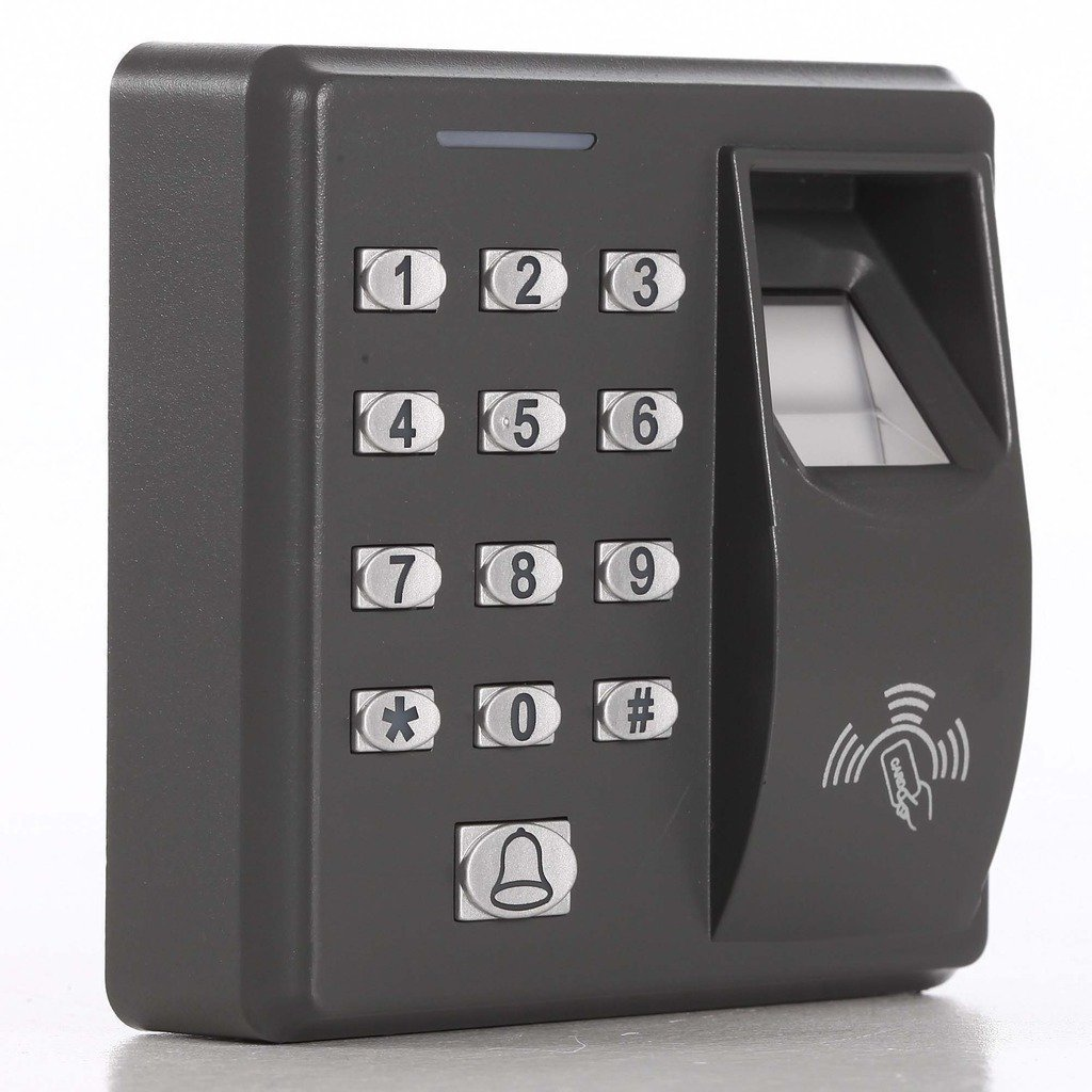 OBO HANDS Biometric Small Fingerprint 125KHz RFID EM-ID Card Controller Access Control System biometric fingerprint access controller tcp ip fingerprint door access control reader