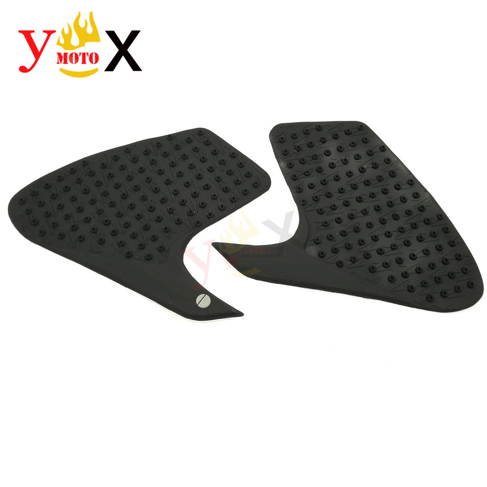 <font><b>3M</b></font> Rubber Fuel Gas Tank Stickers Tank Traction Pad For Ducati 696 796 <font><b>1100</b></font> 2010-2017 899 1199 1299 2013-2016 DIAVEL1200 2012-17 image