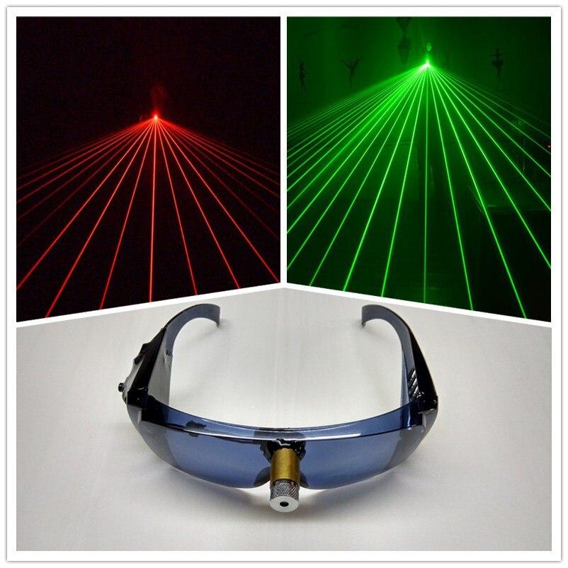 Wecool venta caliente alta calidad batería recargable de una verde o rojo gafas