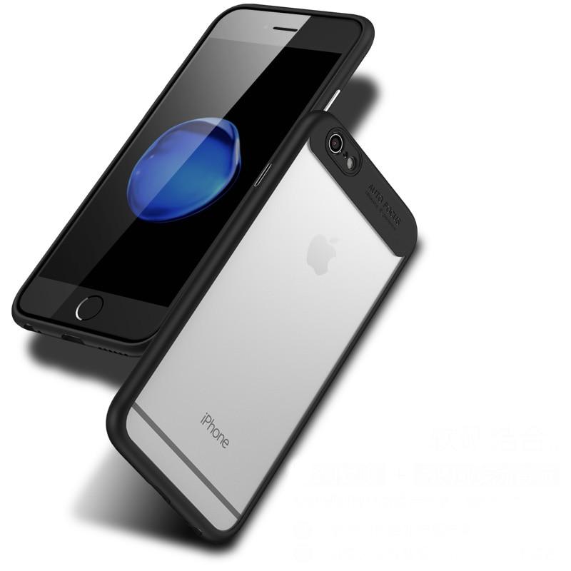 Artisome Helt skyddande fodral för iPhone 6 6S 7 8 Plus X-fodral - Reservdelar och tillbehör för mobiltelefoner - Foto 4