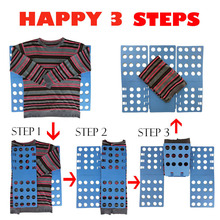 Folding Board Jumpers-Organizer T-Shirts Magic-Clothes Time Kids Adult Quality