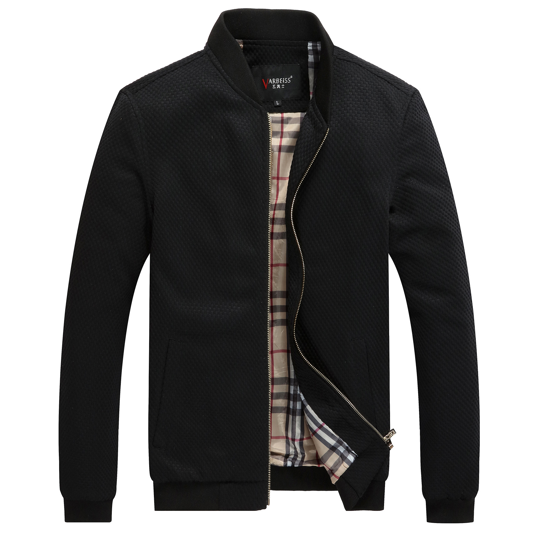 autumn 2018 the new mens collar jacket youth breathable loose hot style jacket