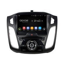 9″ android 7.1.1 1024*600 car dvd player gps navi for Ford Focus 2015-2016 autoradio 3G wifi obd2 dvr navigation free map CAMERA
