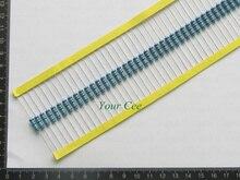 50pcs 1W Metal Film Resistor 22 ohm 22R +/- 1% RoHS Lead Free In Stock