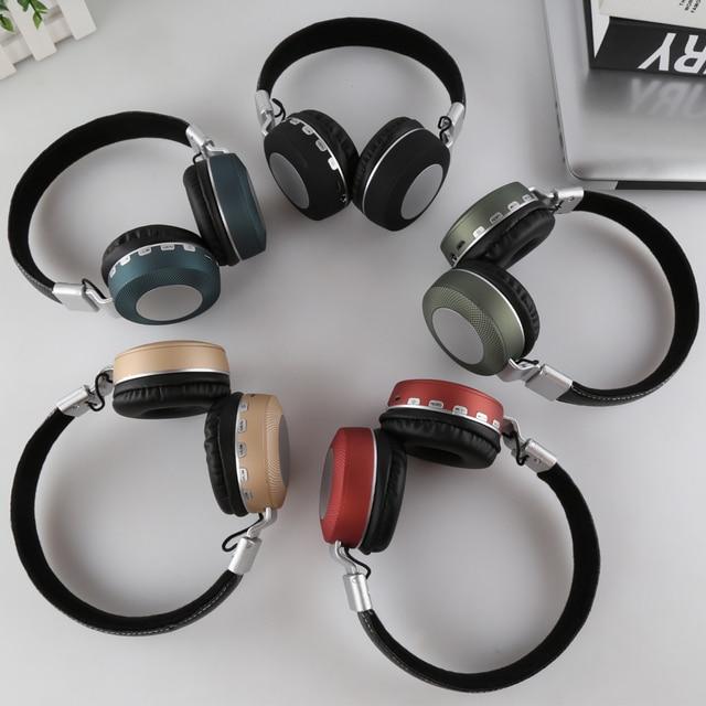 Bonne Qualité Smilyou K3 Bluetooth Casque Avec Microphone Casque
