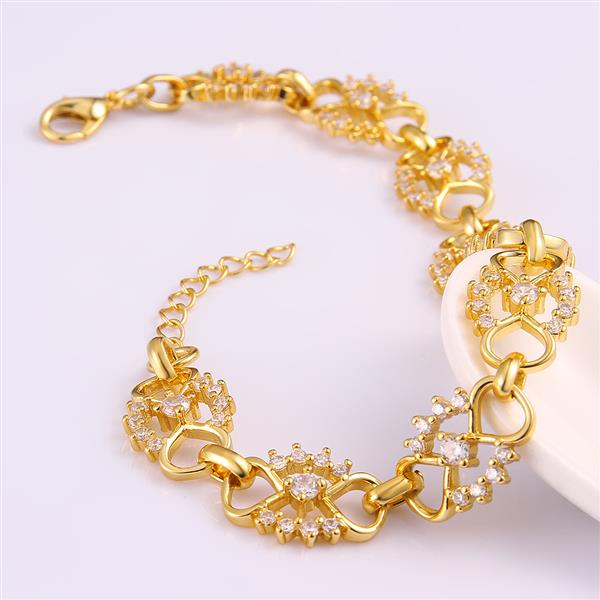 Baby S 18k Gold Bracelets Rose Jewelry Bangle Earrings Filled Bracelet 70340 Aaaaaa In Charm From Accessories On