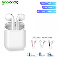 TWS 5.0 Bluetooth Earphones IPX5 Waterproof Headset наушники беспроводные Nouveau Wireless Headphones Bluetooth Earbuds V20