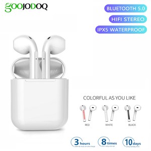 Image 1 - TWS 5,0 auriculares con Bluetooth IPX5, auriculares impermeables, para pies, Pies Descalzos, Pies Descalzos