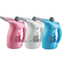 New Household Steam Iron Portable Handheld Air Steamer For Garment Clothes Braises Face Device Beauty Instrument