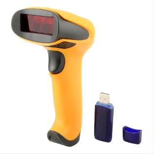 NT-2028 Wireless Barcode Scanner Laser Bar Code Reader with USB Receiver for POS and Inventory Shipping from Russian Federation laser barcode scanner pos wired 1d usb automatic laser barcode bar code reader auto sensing barcode reader with stand