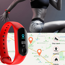 2019 reloj inteligente de las mujeres de los hombres de Monitor de presión arterial Fitness Tracker reloj del deporte reloj para IOS Android
