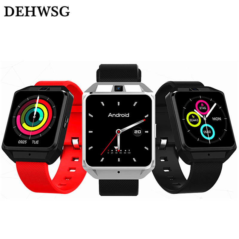2018 New Arrival 4G Smart Watch M5 MTK6737 Android 6.0 SmartWatch Heart Rate Monitor WCDMA WiFi GPS 1.54 Display watch For 4g gps android 6 0 smart watch m5 mtk6737 heart rate monitor support sim card camera business smartwatch for men women 2018 gift