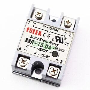 1pcs SSR-15DA 15A Solid State