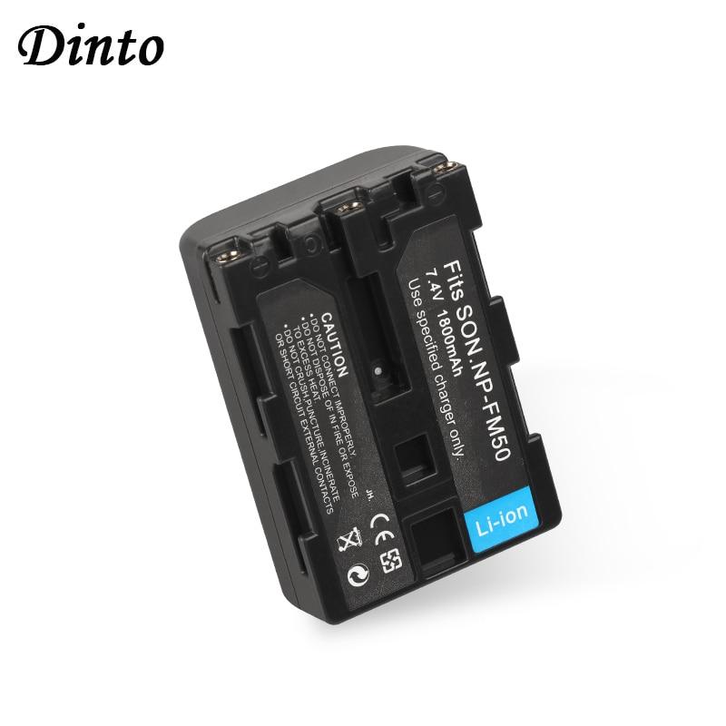 For Sony NP-FM50 BATTERY FOR DCR-TRV10 DCR-TRV30