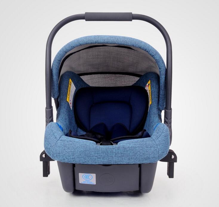 Carrinho de Criança 2019 New Two-way Pode Sentar