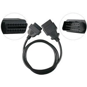 Image 5 - Mr Cartool 16Pin OBD2 Verlängerung Kabel 1,5 m ELM327 ODB2 16 Pin ELM327 OBD II Extensions Kabel Anschluss Interface