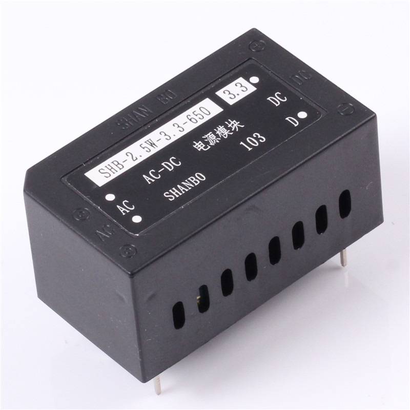 AC220V to 3 3V 650mA AC DC Switch Power Module Switching Power Supply Isolated Power 2