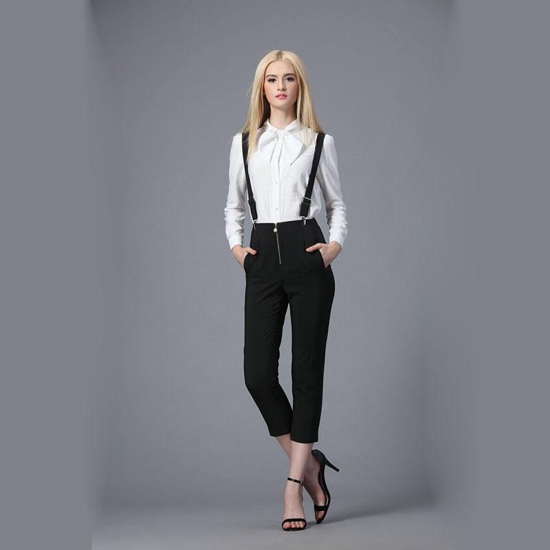 Women S White Long Sleeve Dress Shirt
