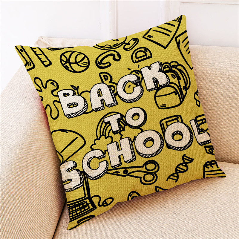 Image 3 - ISHOWTIENDA Fashion Cotton Linen Square 2019 New Arrival Home Decorative Throw Pillow Cove Sofa Waist Cushion Cover High Quality-in Cushion Cover from Home & Garden