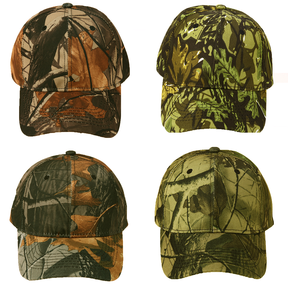 Unisex Snapback Camouflage Wild Hiking Army Camo Cap Tactical  Adjustable Baseball Cap Hat gorra casquette for men and women sw5888 protective abs tactical cycling wild gaming helmet camouflage yellow black