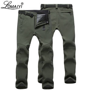 LOMAIYI Pants For Men Trousers Male Black Casual Pants
