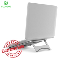 FLOVEME High Quality Computer Notebook Holders Tablet Stand Holder Laptop Stand Holder Aluminium Alloy Desktop Holder