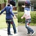 Free Shipping! new style baby jeans fashion boy's casual denim pants autumn cotton children trousers,Wholesale 5pcs/lot