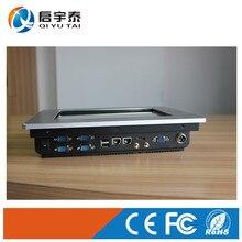 Industrial Panel pc embedded Intel Atom N2600 1.6GHz 10 inch IR touch Resolutio 800×600 2GB DDR3 32G SSD RJ-45/COM/USB/WIFI/HDMI