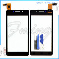 Phone Touch Screen For DNS S4503 S4503Q innos i6 i6c Front Glass Panel Digitizer Sensor Tools Replacement + Tracking Number