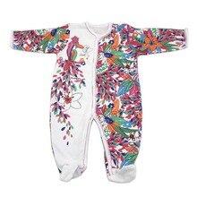 Комбинезон для маленьких девочек; Одежда для новорожденных мальчиков 3, 6, 9, 12, 18, 24 месяцев; Пижама для сна; одежда для детей; детская одежда