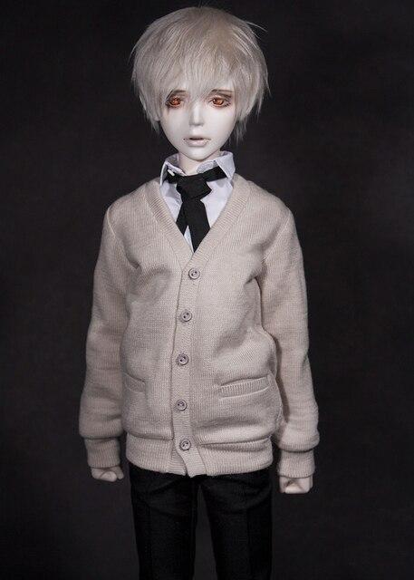 HeHe BJD 1/4 boy CO new bjd Handsome boy body Class50 on sale hot bjd free shipping 4