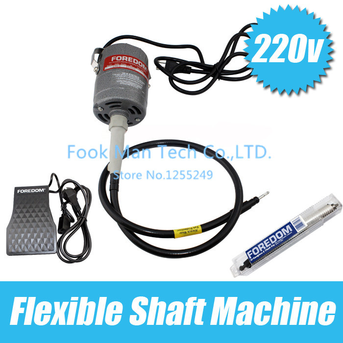 цена на 2014 Flexible Shaft. Flexbile Shaft Grinder.Foredom cc30 flexible shaft polishing machine , hanging flexible shaft motor