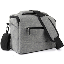 цена на DSLR Camera Bag Backpack Lowepro Polyester Shoulder Bag Insert Waterproof Photography Photo Case For Canon Nikon Sony Lens Pouch