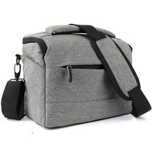 DSLR Camera Bag Backpack Lowepro Polyester Shoulder Bag Insert Waterproof Photography Photo Case For Canon Nikon Sony Lens Pouch(China)