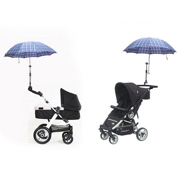 Golf Umbrella Holder Baby Trolley Umbrella Stand For Wheelchair Bike Buggy Cart Baby Pram in Strollers Accessories from Mother Kids