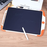 AMZDEAL 12 Inch Electronic Writing Pad Drawing Tablet Handwriting Board Portable Premium With Style Pen For