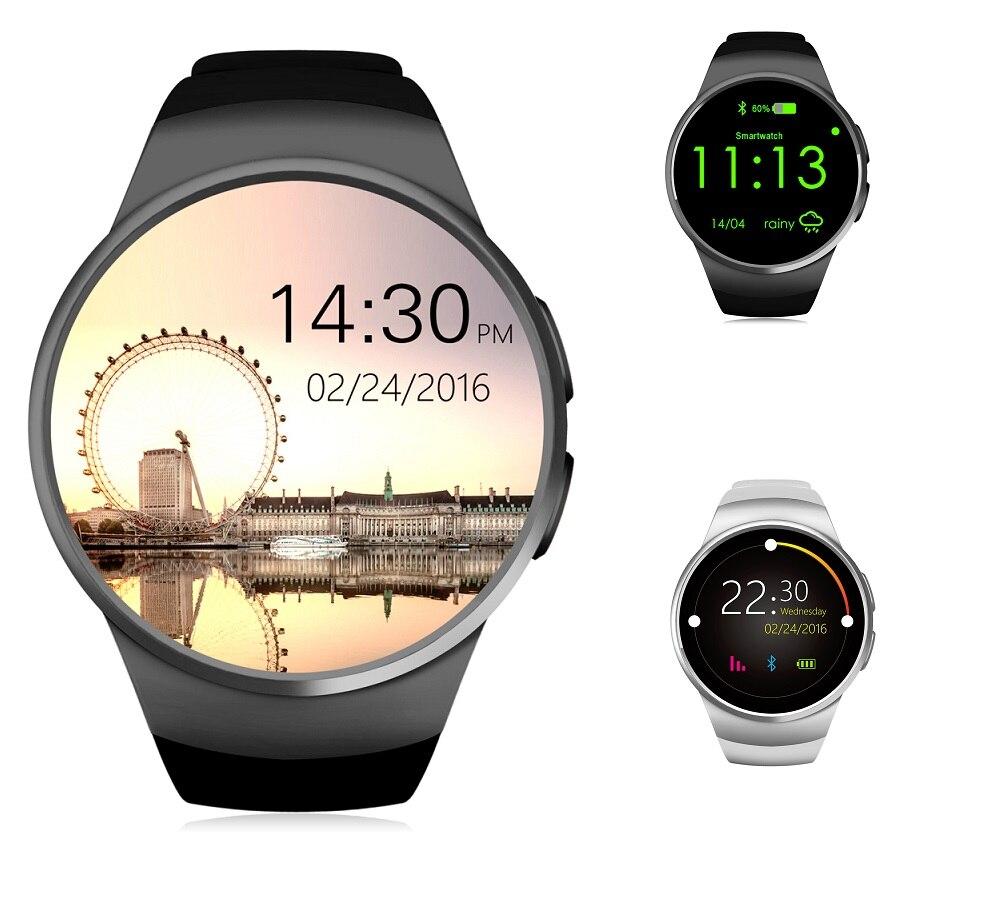 KingWear KW18 Bluetooth Smartwatch Phone 1.3