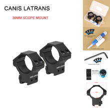 Canis Latrans Tactical 30mm rifle Scope Mount for 11mm rail for hunting rifle scope GZ24-0123B