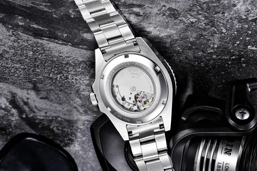 HTB1nhACajzuK1RjSspeq6ziHVXaz 2019 NEW PAGANI DESIGN Brand Luxury Automatic Mechanical Watch Men stainless Steel Waterproof Business Men's Mechanical Watches