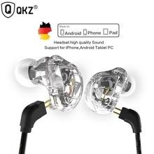 QKZ auriculares internos VK1 4DD para DJ Monito, originales, deportivos, para correr
