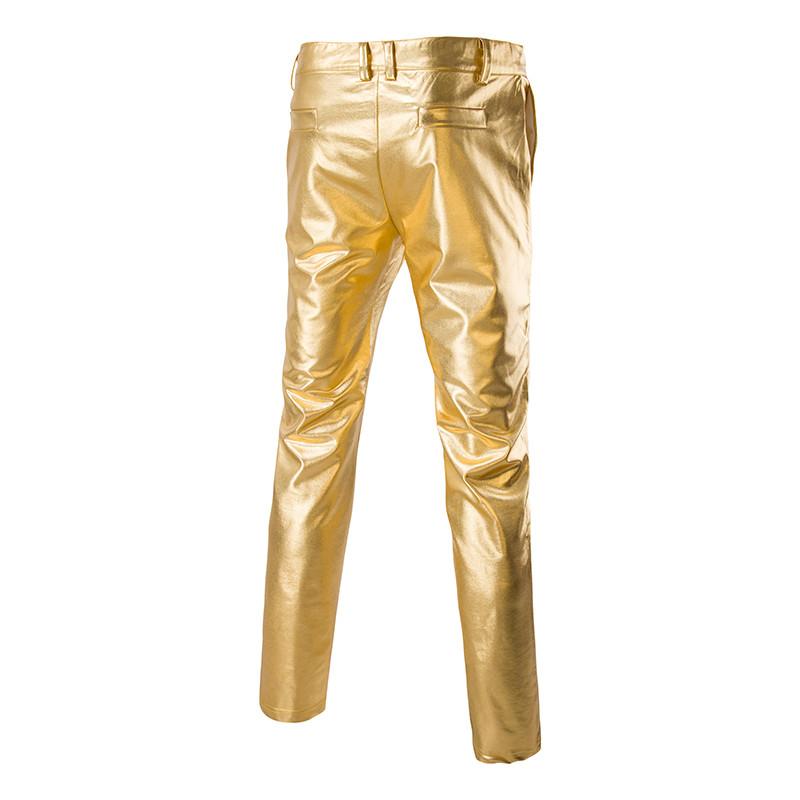 gold back