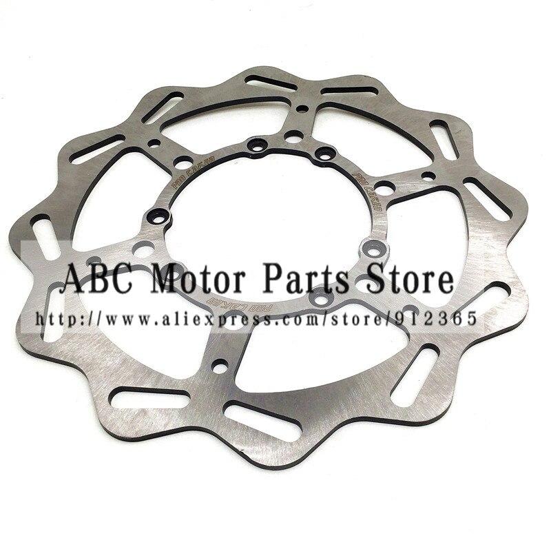 NICECNC 240mm Rear Brake Disc Rotor for Honda CR125//250 2002-2007 CRF250R 2004-2008 CRF250 X 2004-2017 CRF450R 2002-2008 CRF450 X 2005-2017 Shadow Sabre-VT1100C2S 2004