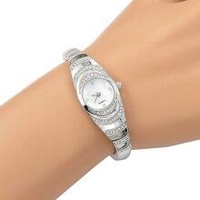 купить Luxury Diamond Woman watch Quartz Clock Ladies Wristwatches New Hot Gold Sliver bracelet Watches Reloj Mujer Relogio Feminino дешево