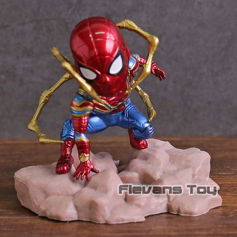 Toys & Hobbies Avengers Infinity War Mini Egg Attack Doctor Strange Pvc Figure Collectible Model Toy