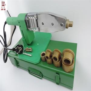Image 3 - Teflon 4 Bộ Đầu Sưởi Ấm Yếu Tố 220 v DN16 32mm Hàn Sắt Cho Ống Nhựa, Tự Động PPR Hàn, máy đùn Cho Nhựa