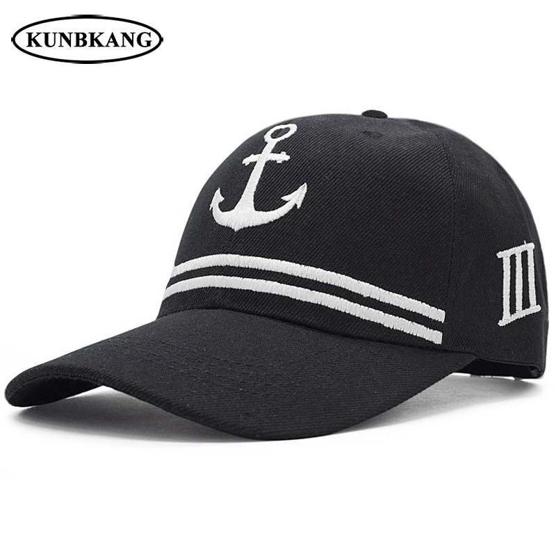 Custom Trucker Hat Richardson Nautical Heart and Anchor A Embroidery Snaps