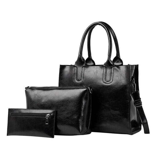 Aelicy 3pcs Women Handbags...