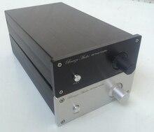 WANBO Audio 1506 full aluminum HiFi mini audio amplifier/preamplifier box high capacity External size:155w*60h*261dmm